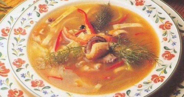 Denız mahsulü çorbası tarifi: Denız mahsulü çorbası nasıl yapılır?