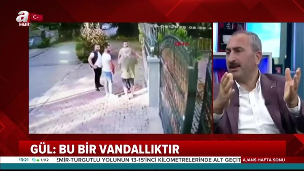 Adalet Bakanı Abdulhamit Gül'denflaş Halil Sezai yorumu | Video
