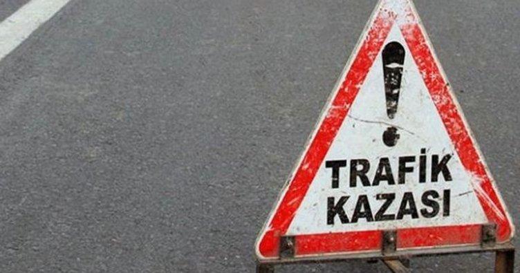 İzmir'de motosiklet bariyere çarptı: 2 ölü!