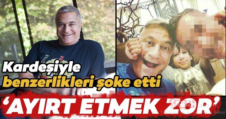 Mehmet Ali Erbil'in kardeşiyle olan benzerliği şoke etti! İşte Mehmet Ali Erbil'in kardeşi...