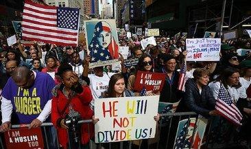 ABD'de her 10 kişiden 8'i Müslümanlara ayrımcılık yapıyor