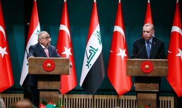 Irak Başbakanı Abdulmehdi'den Yüzyılın Anlaşması açıklaması