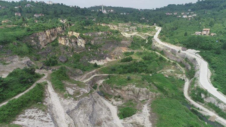 Trabzon'daki gizemli mağara keşfedilmeyi bekliyor