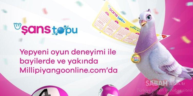 Şans Topu sonuçları canlı çekilişle BELLİ OLDU! Mili Piyango Online ile 18 Kasım Şans Topu çekiliş sonuçları - MPİ hızlı bilet sorgulama BURADA!
