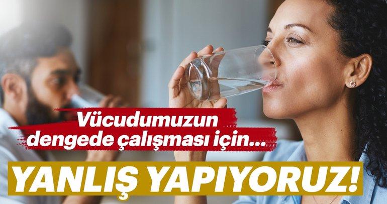 Su içmeniz için 11 hayati nedeniniz var!