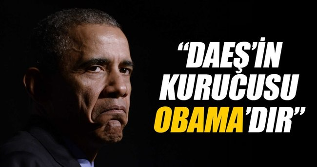 Trump: DAEŞ'in kurucusu Obama'dır