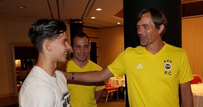 Phillip Cocu Fenerbahçe'ye el attı