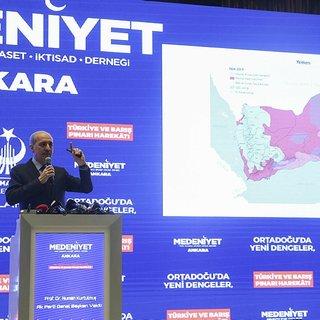 AK Parti'den flaş Doğu Akdeniz açıklaması! Türkiye ikinci Sykes-Picot'u parçalayıp bir kenara atmıştır