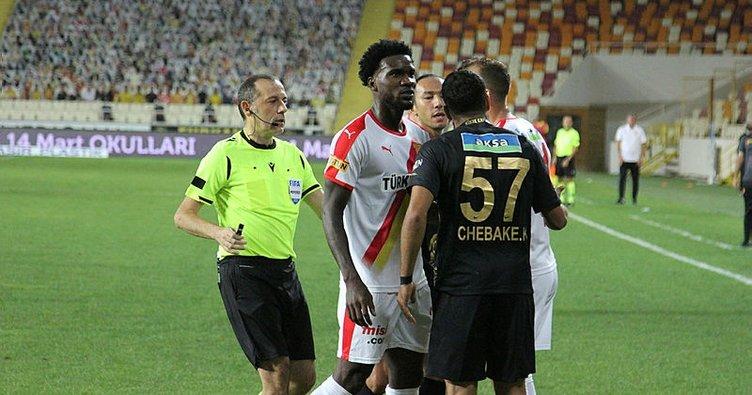 Malatya'da kazanan çıkmadı! Yeni Malatyaspor 1-1 Göztepe