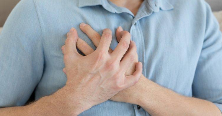 Karaciğer yağlanması kalbi vuruyor