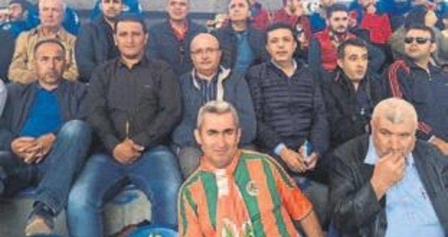 Alanyaspor'a muhtar desteği