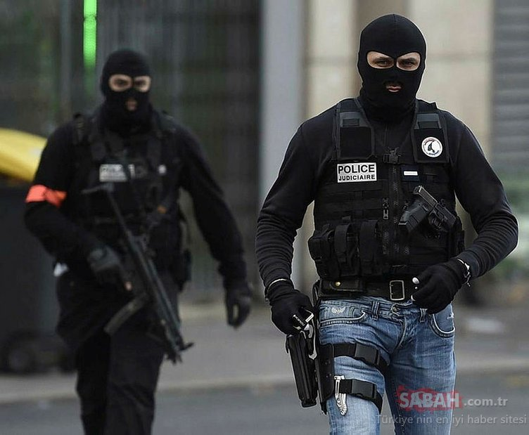 Fransa'da Müslüman çocukların gözaltına alındığı olay çizgi roman oldu