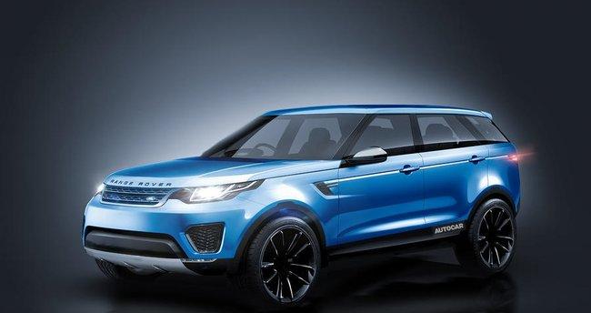 Range Rover ailesinin yeni üyesi ortaya çıktı