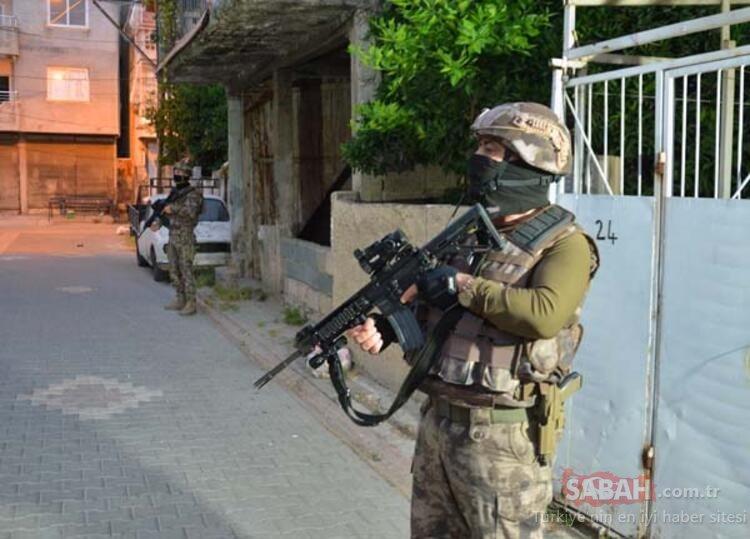 Son dakika: Adana'da şafak vakti operasyon! Kıskıvrak yakalandılar...