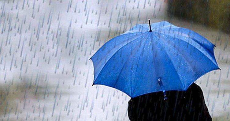 Marmara'ya yağış ve fırtına uyarısı