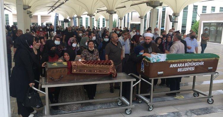 SON DAKİKA HABER: Ankara'daki katliamda yürek yakan kareler: Gözyaşları sel oldu!
