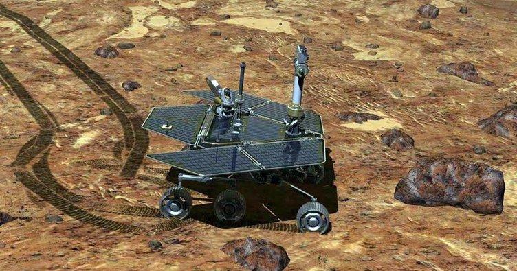 Mars'ta görüntülenen hiyeroglifler şaşırttı