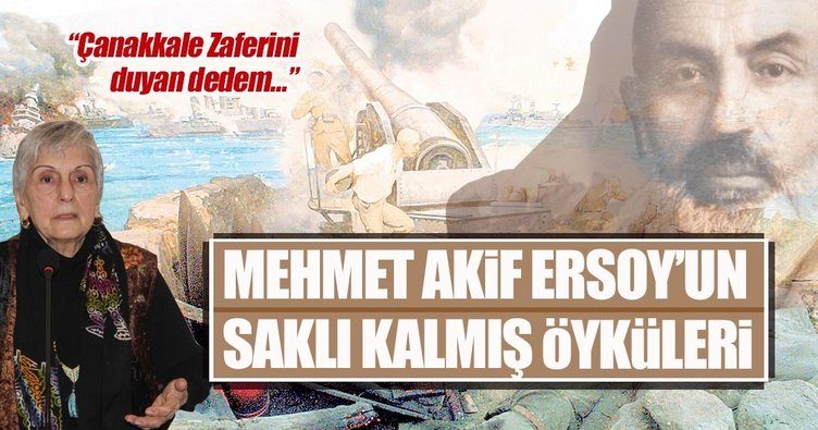 Torunu Selma Argon, Mehmet Akif Ersoy'un saklı kalmış öykülerini anlattı