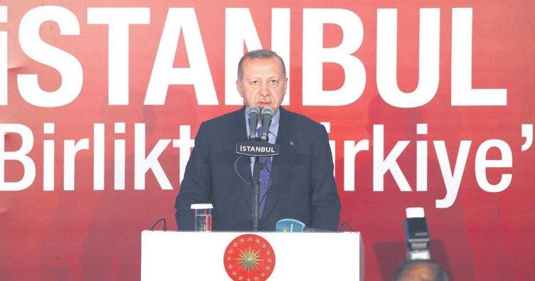 İstanbul için sandığa gidin