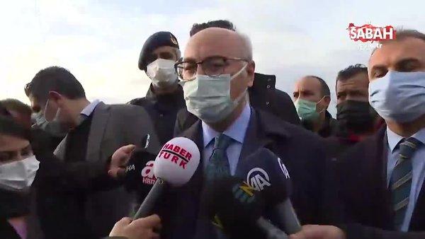 İzmir'de sel felaketi! İzmir Valisi Yavuz Selim Köşger açıklamalarda bulundu | Video