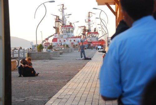 Çanakkale'de sokak ortasında dehşet!