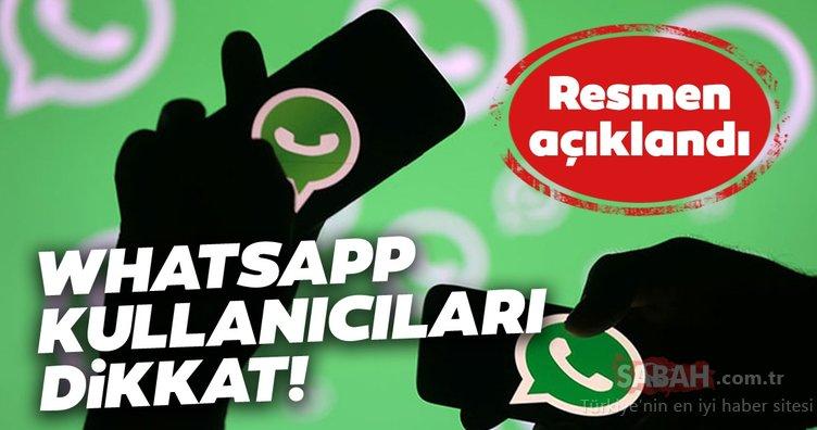 WhatsApp'a flaş özellik! WhatsApp'ta kaybolan mesajlar nasıl atılır? Süreli mesajlar nasıl kullanılıyor?