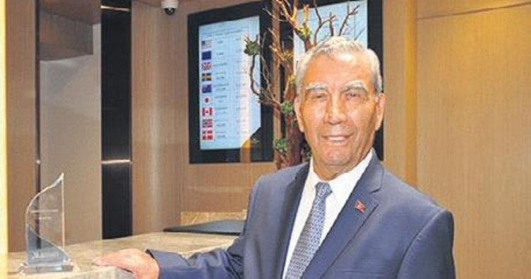 İbrahim Polat'a Marriott'tan ömür boyu başarı ödülü