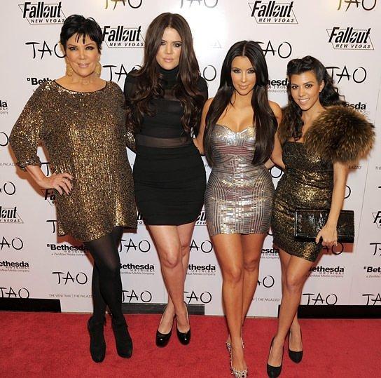 Kardashianlar'dan bir bomba daha...