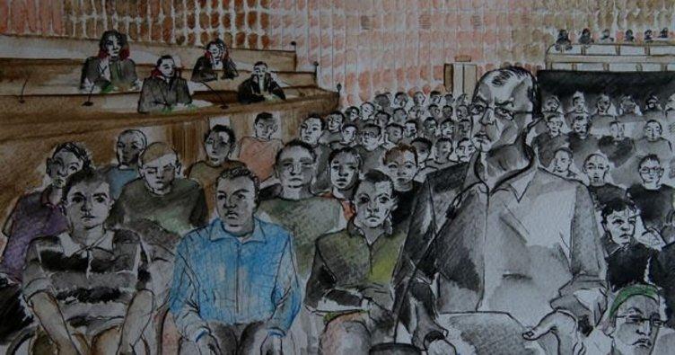 Akıncı Üssü davasında sanıkların savunmaları sürüyor