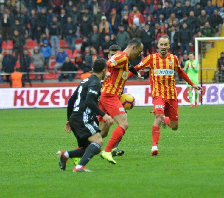 15'lik Emre Demir, Beşiktaş maçında ilk 11'de