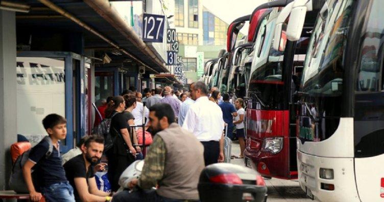 6 günde 600 bin kişi İstanbul'dan ayrılacak!