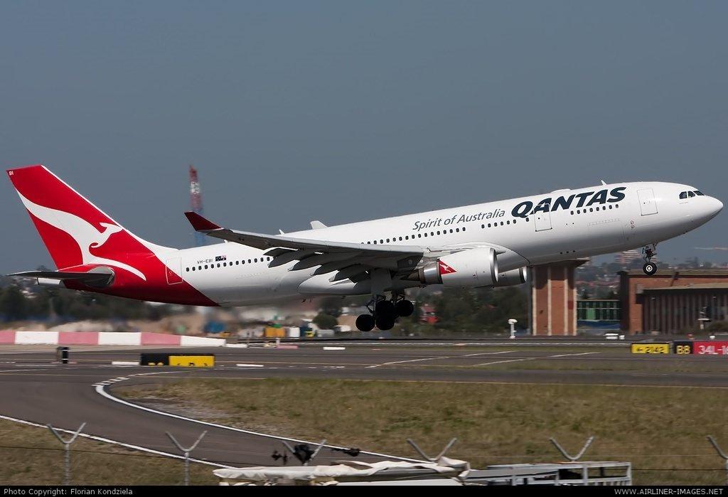 corporate governance qantas