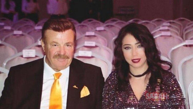 Nuri Alço 33 yaş küçük sevgilisi Burcu Sezginoğlu ile sessiz sedasız evlendi.