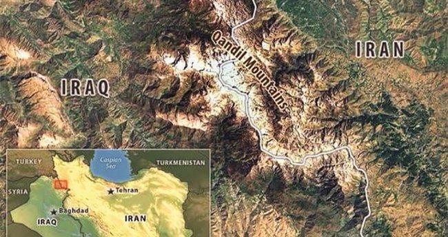 İran'dan terör örgütü PKK'ya 3 kamp