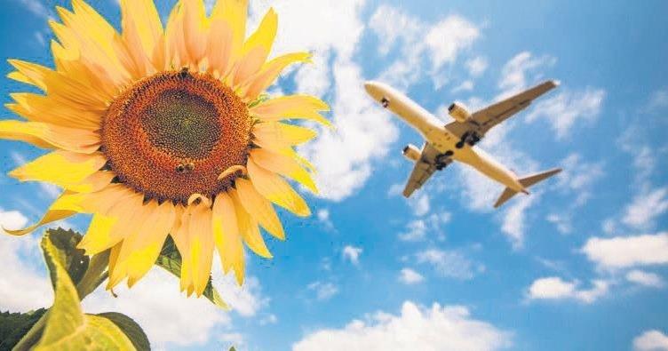 Uçak biletine iklim vergisi