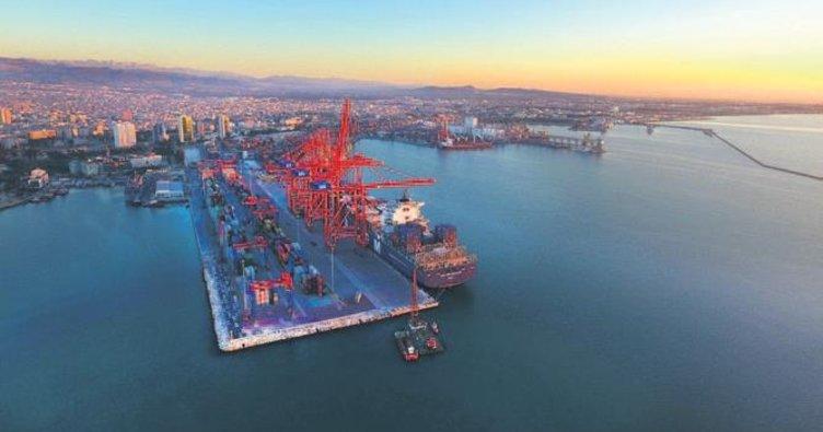 Akfen, Mersin Limanı'na Avustralyalıları ortak aldı