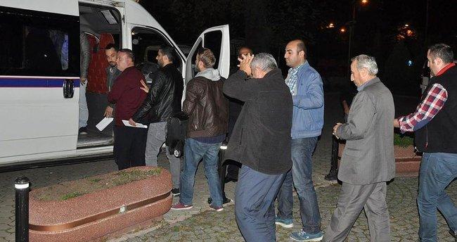 İnegöl'de FETÖ'den 6 tutuklama