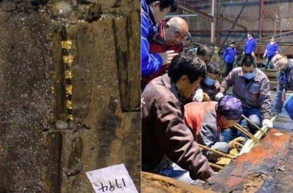 Arkeologlar mezarı açınca gözlerine inanamadılar