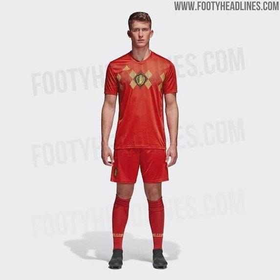 2018 Dünya Kupası'nda giyilecek formalar belli oldu