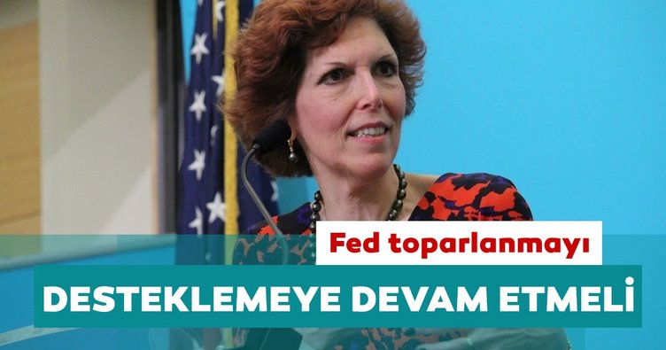 Cleveland Fed Başkanı Mester: Fed toparlanmayı desteklemeye devam etmeli