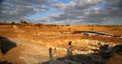 800 yıldır kullanılmayan antik yol turizme hizmet edecek