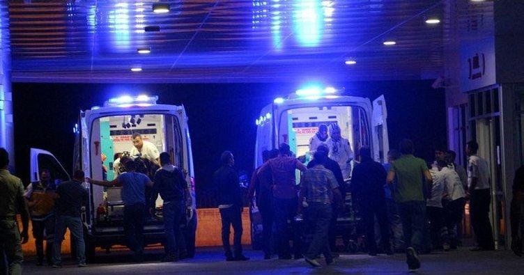 Bingöl'de yaralı asker şehit oldu
