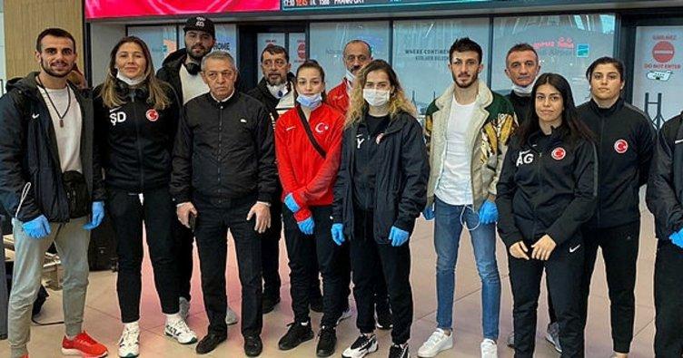 Londra'dan bir hafta önce dönen milli boksçularda koronavirüs vakası