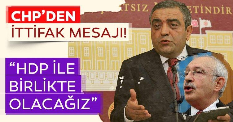 Sezgin Tanrıkulu: HDP'yle ittifak yapacağız