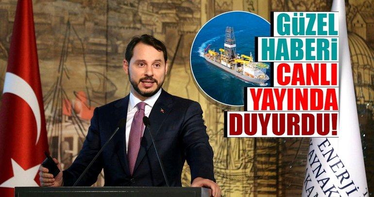 Bakan Albayrak'tan son dakika açıklaması: Sondaj faaliyetlerimizi Türkiye olarak kendimiz yapacağız