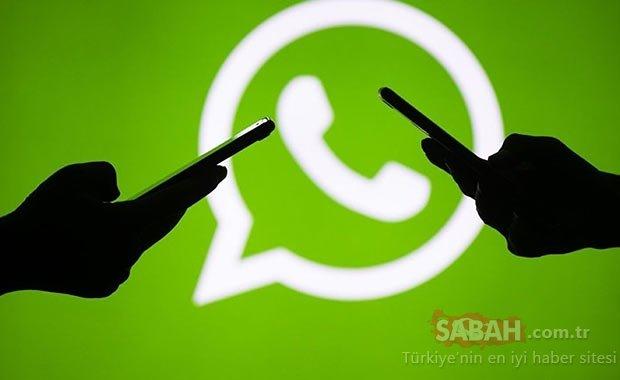 Dikkat WhatsApp o hesapları kapatacak! WhatsApp'tan flaş karar