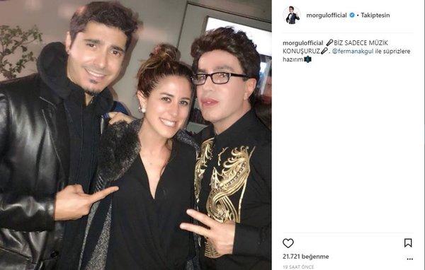 Ünlülerin Instagram paylaşımları (11.01.2018)