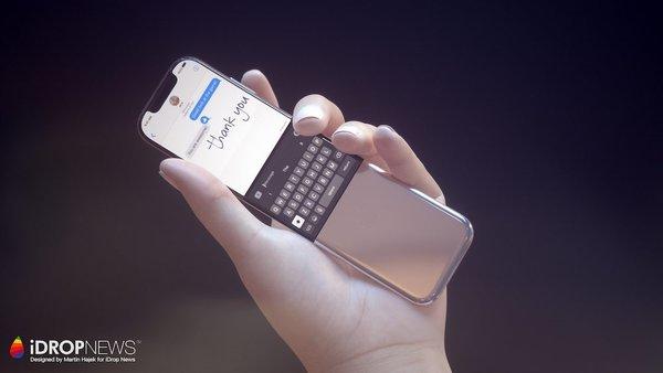 Apple'ın kavisli iPhone'u böyle mi olacak?