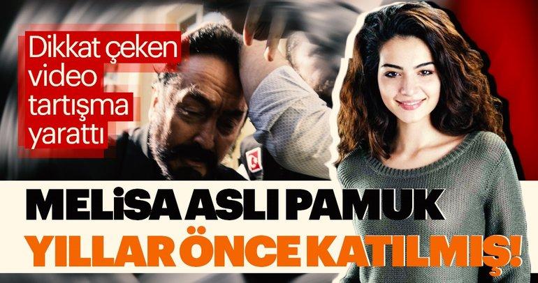 Son dakika haberi: Melisa Aslı Pamuk ile ilgili Adnan Oktar iddiası! Yıllar önceki canlı yayın..