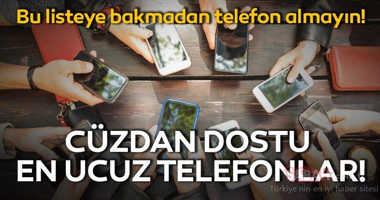 2000 lira ve 1000 lira altı cep telefonları! Cüzdan dostu en ucuz ve en uygun cep telefonları!